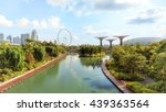 view of singapore gardens by... | Shutterstock . vector #439363564
