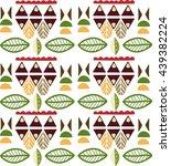 ornament | Shutterstock .eps vector #439382224