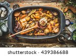 Stew With Roasted Vegetables ...