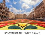 brussels  belgium   august 15 ... | Shutterstock . vector #439471174