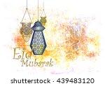 Eid Mubarak   Islamic Muslim...