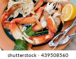 Assorted Dungeness Crab Legs...