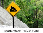 Steep Hill Descent Use Low Gea...
