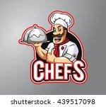 chef design vector illustration | Shutterstock . vector #439517098