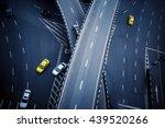 aerial view of chongqing...   Shutterstock . vector #439520266