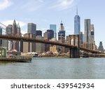 new york city manhattan... | Shutterstock . vector #439542934