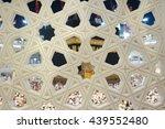 mecca  saudi arabia circa oct... | Shutterstock . vector #439552480