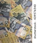 australian money   aussie...   Shutterstock . vector #439576540