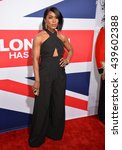 """Small photo of LOS ANGELES, CA - MARCH 1, 2016: Actress Angela Bassett at the Los Angeles premiere of """"London Has Fallen"""" at the Cinerama Dome, Hollywood."""