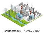 vector illustration of thermal...   Shutterstock .eps vector #439629400