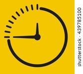 timer icon   Shutterstock .eps vector #439785100