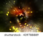 abstract multicolored... | Shutterstock . vector #439788889