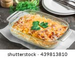 Casserole With Potatoes  Melted ...