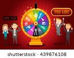a vector illustration of... | Shutterstock .eps vector #439876108