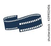 film icon | Shutterstock .eps vector #439902406