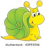 snail | Shutterstock . vector #43993546