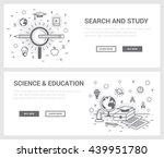 vector concept  a set of...   Shutterstock .eps vector #439951780