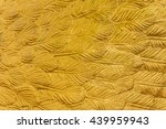gold background texture.... | Shutterstock . vector #439959943