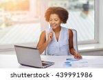 education  business  statistics ... | Shutterstock . vector #439991986