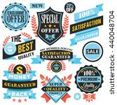 vector badges  labels  stickers ...