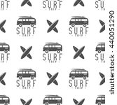 Surfing Trip Pattern Design....