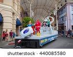 gold coast  aus   june 05 2016... | Shutterstock . vector #440085580