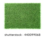grass isolated on a white... | Shutterstock . vector #440099068