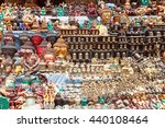kathmandu  nepal  16th april... | Shutterstock . vector #440108464