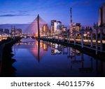 Sao Paulo Skyline   Brazil    ...