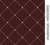geometric repeating ornament... | Shutterstock . vector #440165893