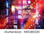 technology abstract | Shutterstock . vector #440180230