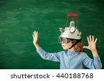 back to school concept. school...   Shutterstock . vector #440188768