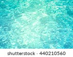 patterns of movement of water... | Shutterstock . vector #440210560