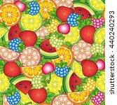 vector seamless pattern for... | Shutterstock .eps vector #440240293