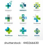 medical  healthcare and... | Shutterstock .eps vector #440266630