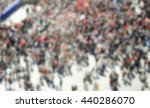 people generic background with... | Shutterstock . vector #440286070