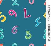 seamless vector pattern of...   Shutterstock .eps vector #440296189