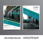 business template for brochure  ...   Shutterstock .eps vector #440299369
