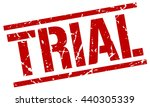 trial stamp.stamp.sign.trial. | Shutterstock .eps vector #440305339