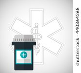 medical care design. health...   Shutterstock .eps vector #440364268