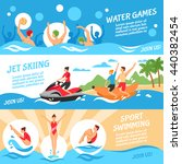 Water Sport Flat Horizontal...