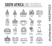 country south africa travel... | Shutterstock .eps vector #440399323