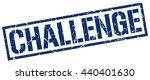 challenge stamp.stamp.sign...   Shutterstock .eps vector #440401630