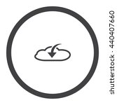 cloud icon vector. cloud icon...