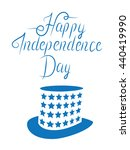 independence day. us... | Shutterstock .eps vector #440419990