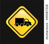 conveyance concept design  | Shutterstock .eps vector #440487328