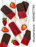 Chocolate Dipped Strawberry Re...