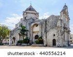 Old Church In The Old Havana...
