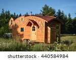 The Moondragon Tiny House....