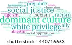 dominant culture word cloud on... | Shutterstock .eps vector #440716663